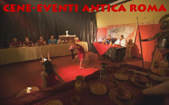Dinners-Events Ancient Rome